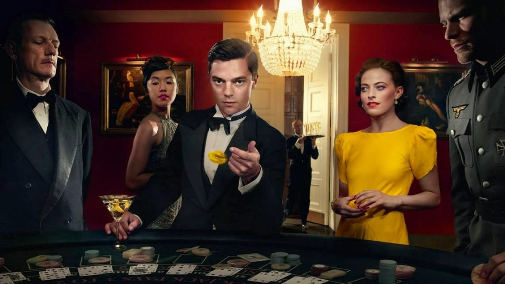 Fleming (The Man Who Would Be Bond)