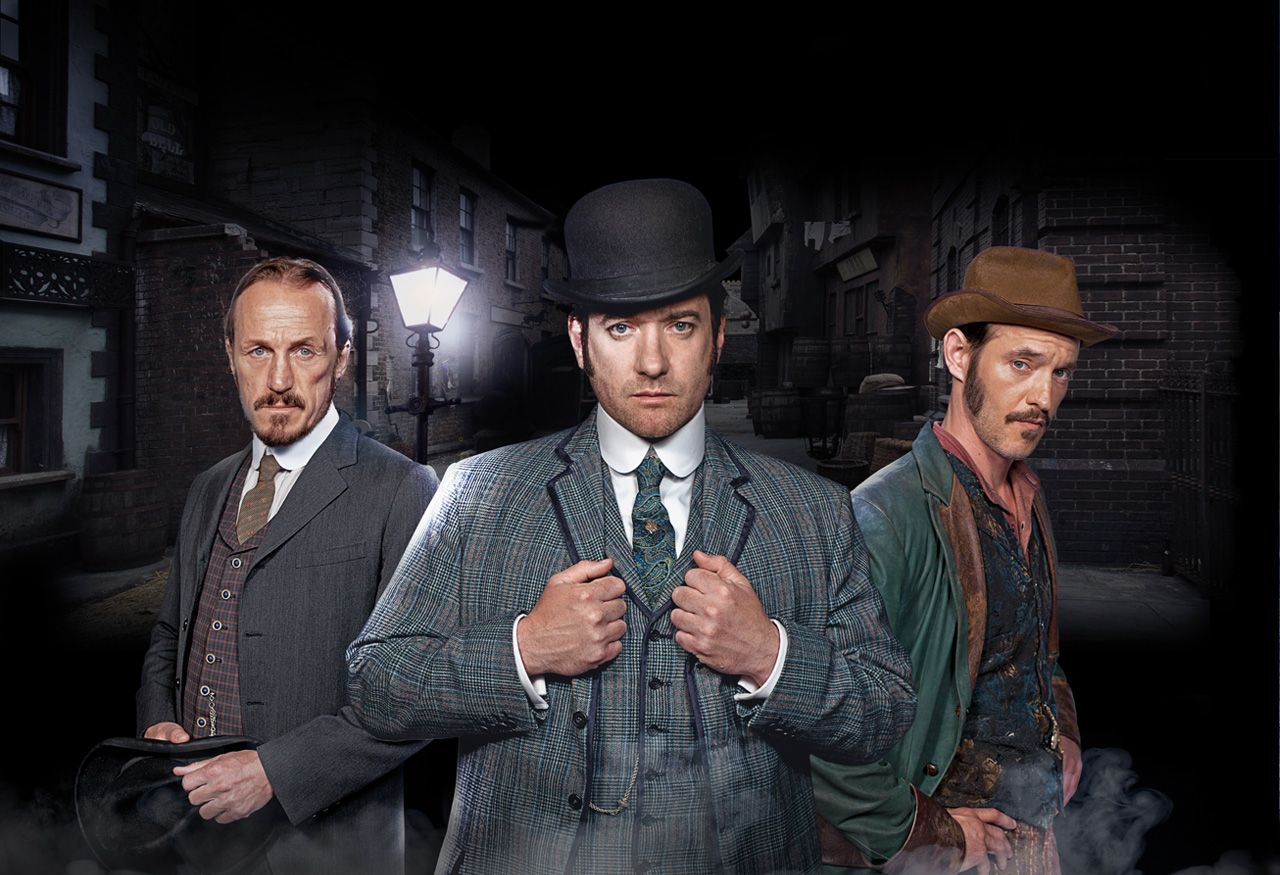Ripper Street Netflix