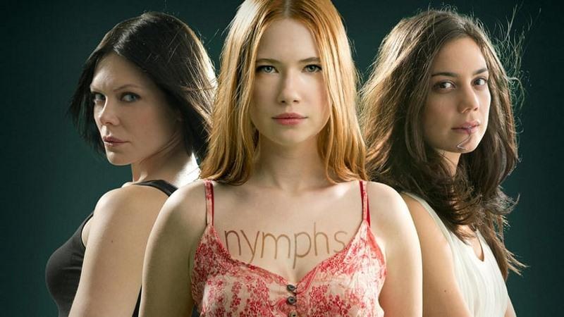 nymphs serie